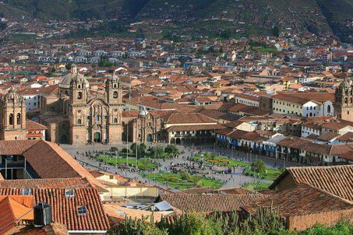 La Ciudad de Cusco