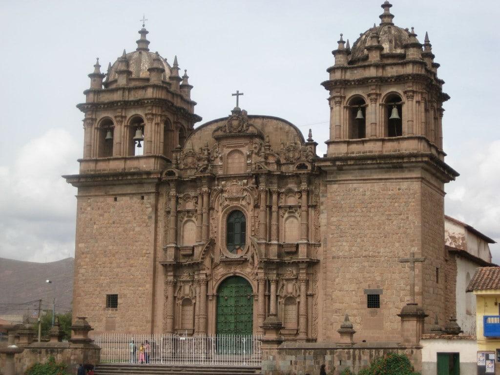 iglesia de san sebastian