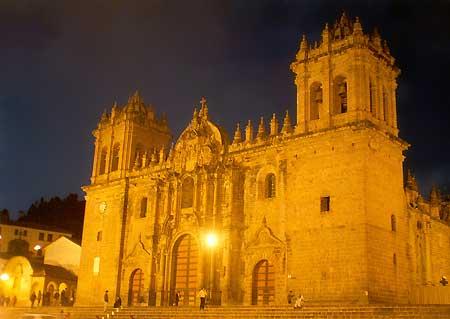 catedral de cusco