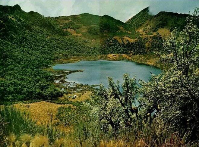 La Cordillera de Vilcabamba