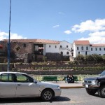 Taxis en Cusco