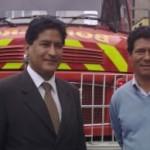 Primera unidad de bomberos en Valle Sagrado del Cusco
