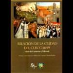Presentan libro Relación de la Ciudad del Cusco 1649