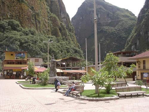 pueblo de machu picchu
