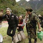 Continúan evacuaciones de emergencia en Cusco