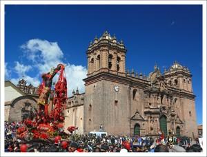 Semana santa en Cusco