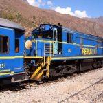 Vía férrea a Machu Picchu lista para el 29 de marzo