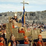 Celebración del Inti Raymi 2010
