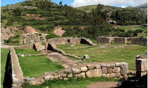 Puca Pucara en Cusco