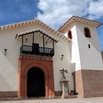 INC Cusco entrega el Templo de Lamay restaurada