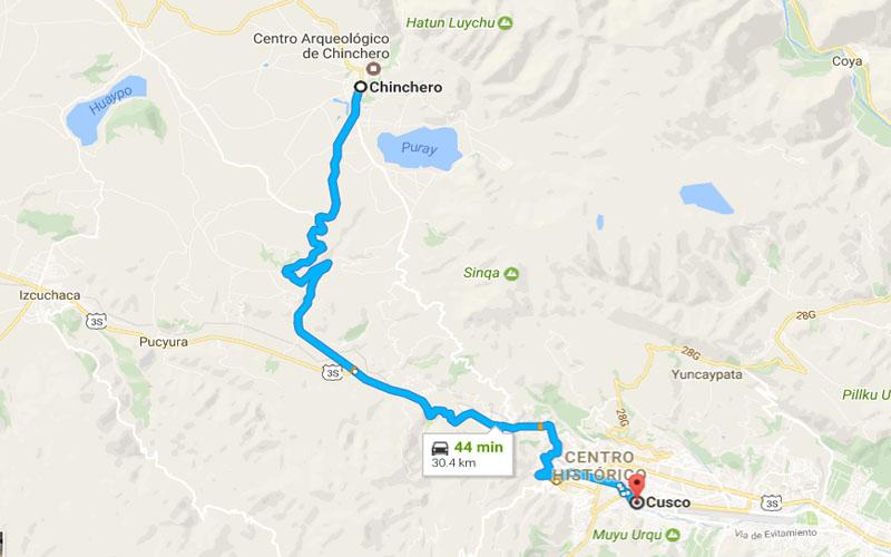 Ruta-Chinchero-Cusco