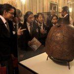 Inauguran exposición de piezas de Machu Picchu en Casa Concha