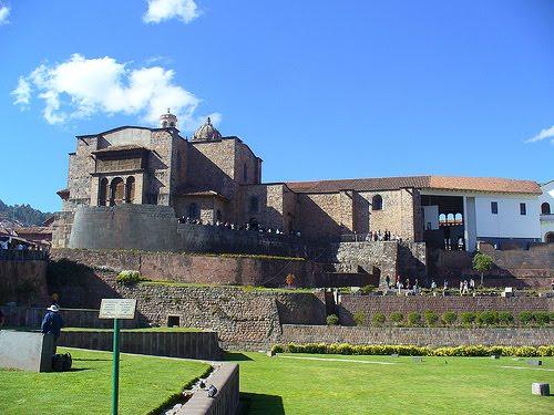 Qorikancha en Cusco