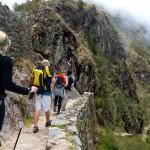 Ecoturismo en el camino Inca