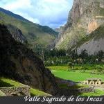Valle sagrado de los Incas, Cusco